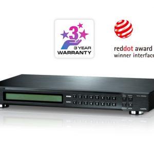 VM5808H – 8 x 8 HDMI Matrix Switch with Scaler